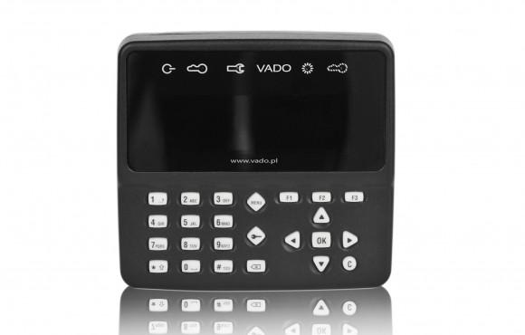 LCDKP-GXL czarny VADO